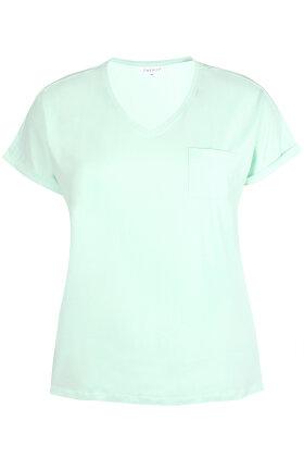 ZHENZI - Alberta T-shirt - Mint