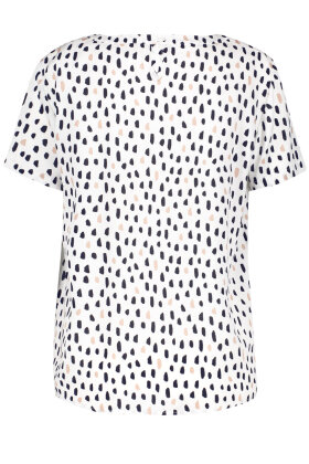 GERRY WEBER - Bluse - T-shirt - Sort