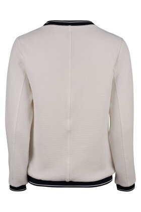 SOYACONCEPT - Genny - Sporty Cardigan - Off White