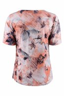 BASSINI - Fest T-shirt - Print & Palietter - Marine