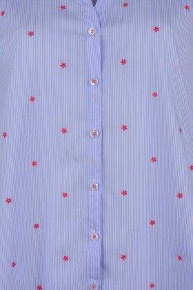 ETERNA - Pink Flower - Lyseblå
