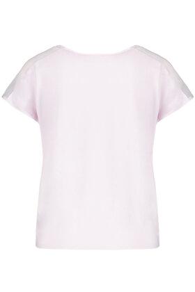GERRY WEBER - T-shirt - Print - Rosa