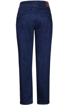 ZHENZI - Step Normal Fit - Straight Leg - Denim Blue