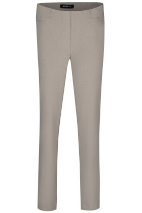 ROBELL - Jacklyn - Slim Fit - Mørk Sand