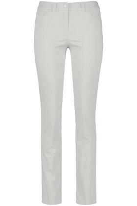 GERRY WEBER - Best4me Jeans - Regular - Hvid denim