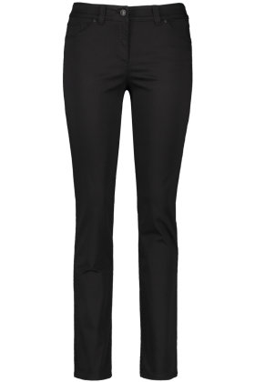 GERRY WEBER - Best4me Jeans - Regular - Sort