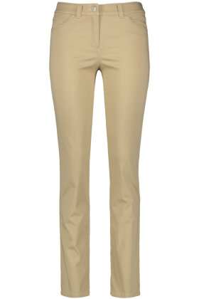 GERRY WEBER - Best4me Jeans - Regular - Sandfarvet
