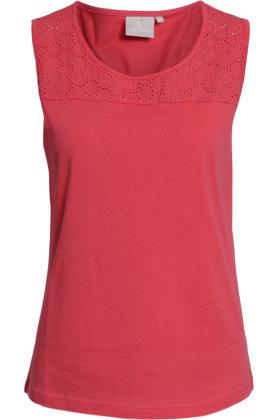 BRANDTEX - Sol Top - Camisole - Pink