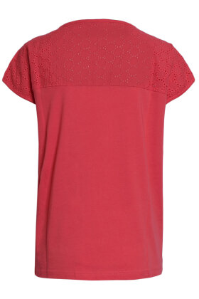 BRANDTEX - T-shirt - Mønstret - Pink