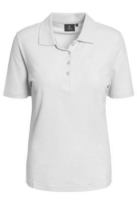 BRANDTEX - Polo Shirt - Hvid