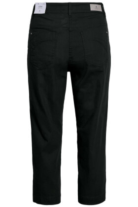 BRANDTEX - Victoria Stumpebuks - Regular Fit - Sort