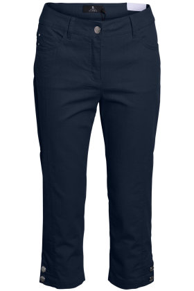 BRANDTEX - Victoria Stumpebuks - Regular Fit - Marine