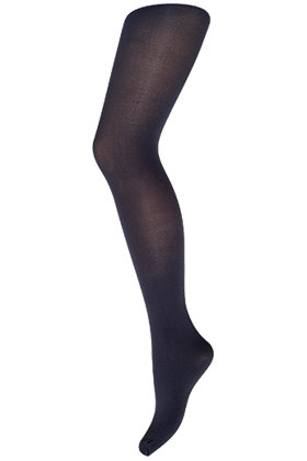 DECOY - Microfiber Tights 3D - 60D - Mørkegrå