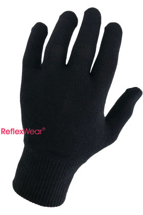 REFLEXWEAR - Vanter - Med Fingre - Celliant - Sorte