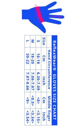 REFLEXWEAR - Vanter - Med Fingre - Celliant - Beige