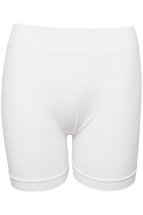 DECOY - Korte Leggings - Hotpants - Hvide