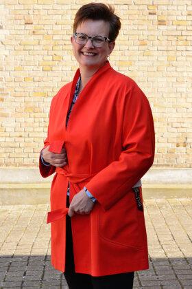 LOFT FASHION - Kimono Style - Jakke - Orange