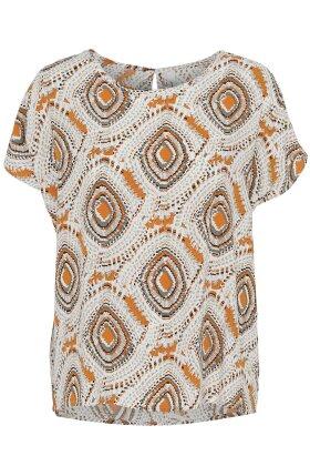 SOYACONCEPT - Sc-Solea 19 - T-shirt - Orange