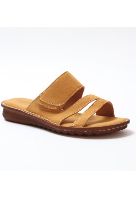 RELAXSHOE - Slip-in Sandal - Gul Carry