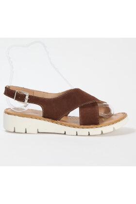 RELAXSHOE - Elegant Fast Sandal - Brun