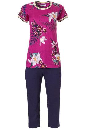PASTUNETTE - Kort Pyjamas - Pink