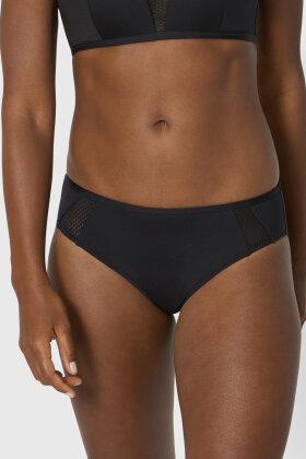 SLOGGI - Tai Bikini Trusse - Swim - Formentera Surfin' - Sort