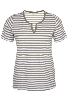 ZHENZI - Eyck 220 - T-shirt - Oliven