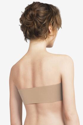 CHANTELLE - Soft Stretch Padded Bandeau - Lys Skin