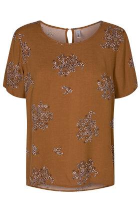 SOYACONCEPT - Sc-Kasia 1 - T-shirt - Brun