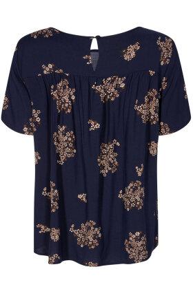 SOYACONCEPT - Sc-Kasia 1 - T-shirt - Mørkeblå