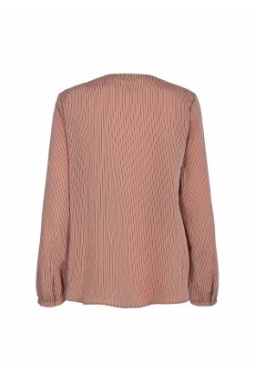 SOYACONCEPT - Sc-Kate 1 - Bluse - Stribet Rød