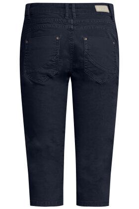 PULZ - Rosita Capri Jeans - Sort