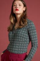 KING LOUIE - Patty Blouse Giza - Skjortebluse - Grøn