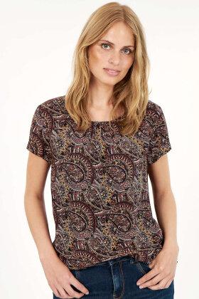 SOYACONCEPT - Sc-Kari 1 - T-shirt - Bordeaux