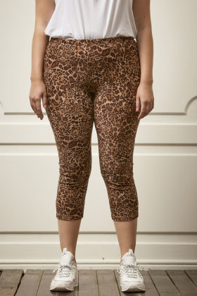ZHENZI - Aya 04 - 3/4 Leggings - Leggins - Dyreprint