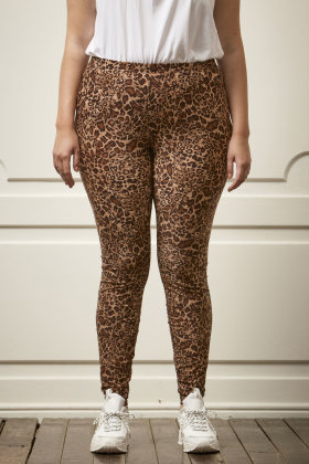 ZHENZI - Aya 05 - Lange Leggings - Leggins - Dyreprint