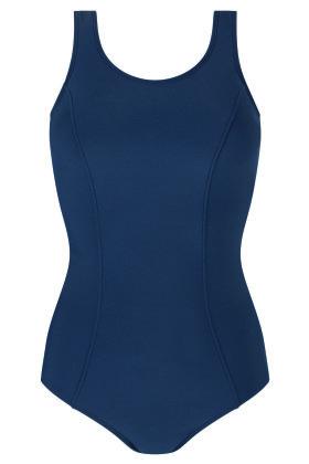 AMOENA - Rhodes - Badedragt - Protese Lommer - Mørkeblå