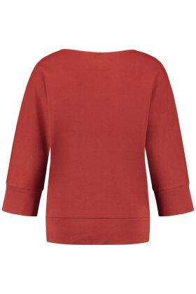 GERRY WEBER - T-shirt - Casual - Rustfarvet