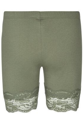 SOYACONCEPT - Sc Pylle 170 - Leggings Blonde - Army Grøn