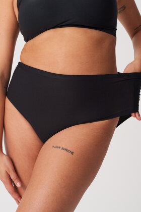 CHANTELLE - Soft Stretch Maxi - Onesize Plus Size - Mørk Skin