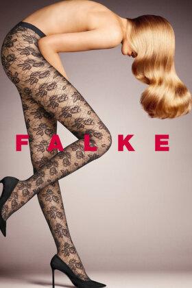 FALKE - Rose Drama - 20 Denier - Sorte