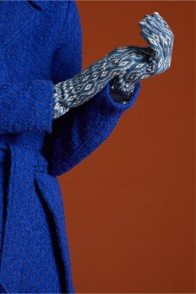 KING LOUIE - Glove Deuce - Handsker - Mørkeblå