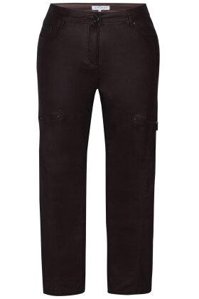 ZHENZI - Stomp Legging Fit - Super stretch - Brunt Skind Look