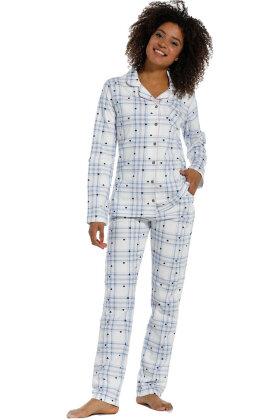 REBELLE - Pyjamas Lyseblå