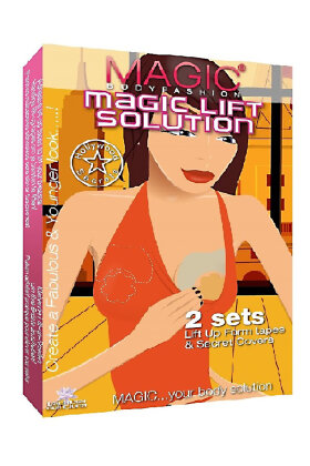 MAGIC BODYFASHION - Magic Lift Solution - Løfter Barmen