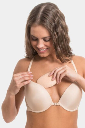 MAGIC BODYFASHION - Silicone Ultra Light - Silikone Push-Up Bh Indlæg