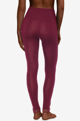 FEMILET - Juliana Leggings - Merino - Bordeaux