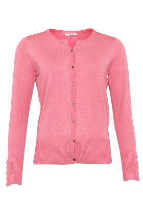MICHA - Strik Cardigan - Pink