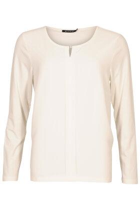 MICHA - Elegant Bluse - Off White