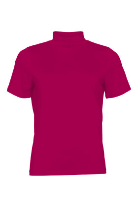 MICHA - Basis T-shirt - Turtleneck - Pink